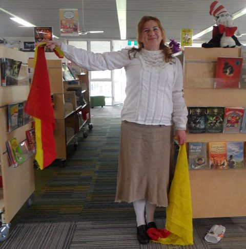 Bookweek 2015 As Fay