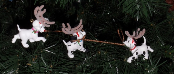 Reindeer Dalmatians 2004