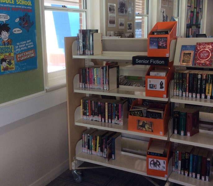 Senior Fiction Corner