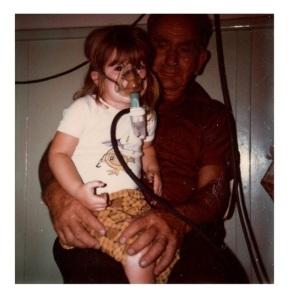 Nebuliser Treatment, 1975