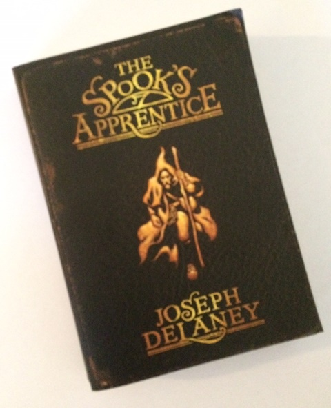 Wardstone Chronicles, Book 1 - The Spook's Apprentice by Joseph DelaneyPictured with the original cover