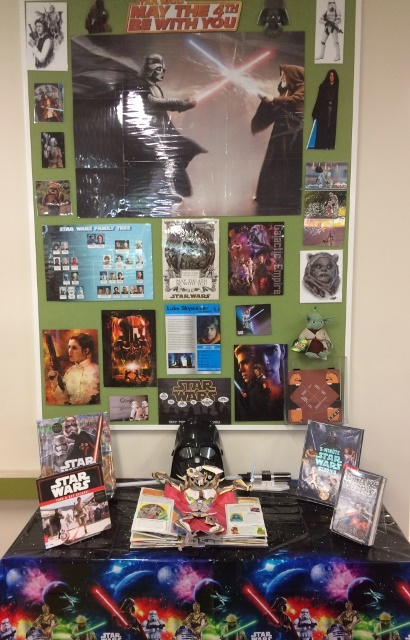 Star Wars Display