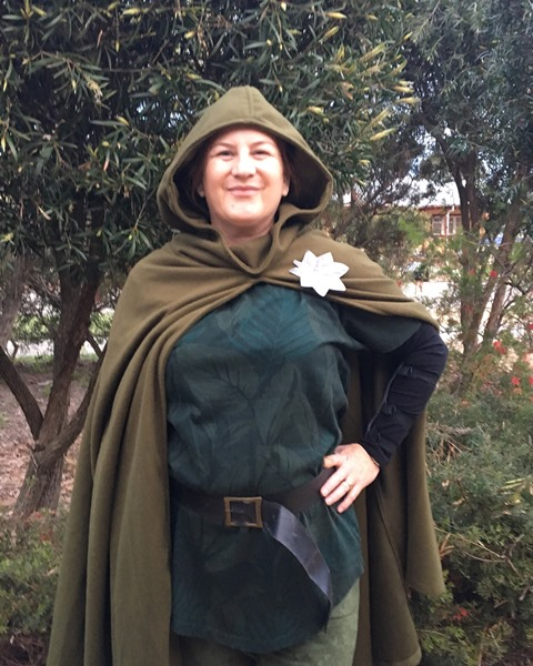 Dressed as Will / Ranger's Apprentice series by John Flanagan
