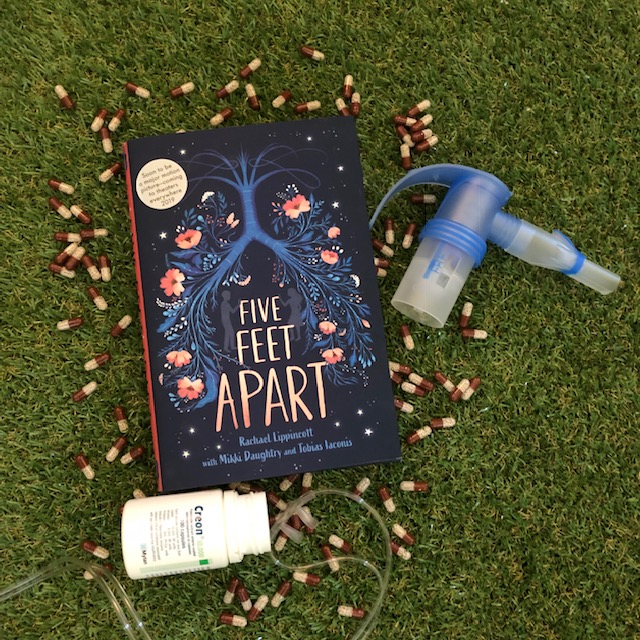 Five Feet Apart By Rachael Lippincott With Mike Daughtry